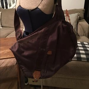 Price drop  to sell today Huge PrAna messenger bag